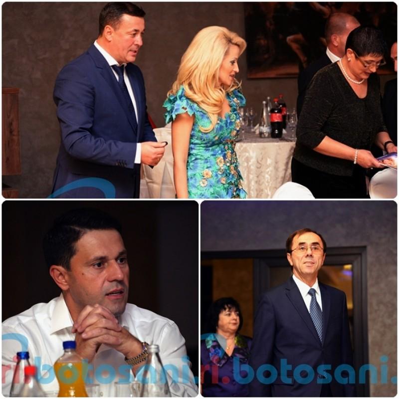 Lux și eleganță! Milionarii Botoșaniului, premiați la Balul oamenilor de afaceri - GALERIE FOTO