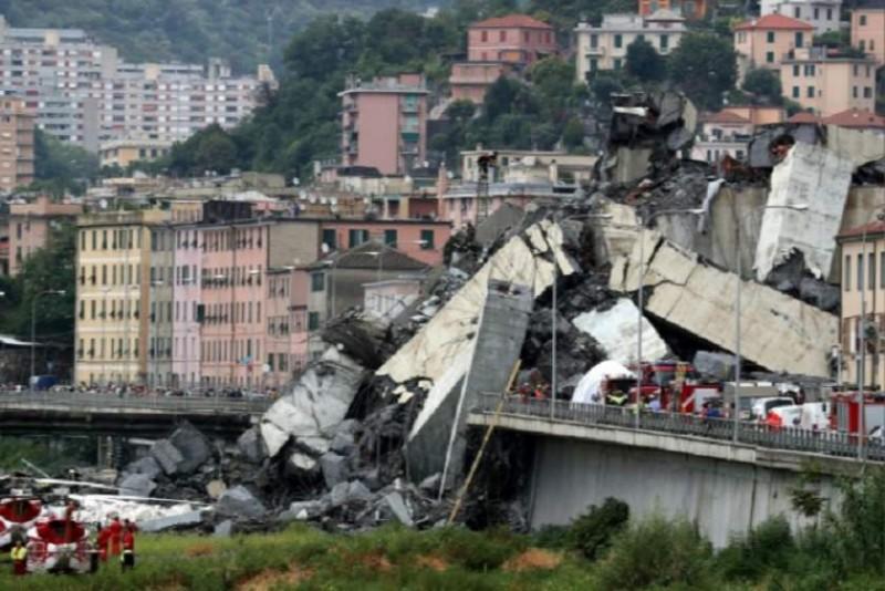 MAE anunţă că un român a murit în urma prăbușirii podului Morandi la Genova