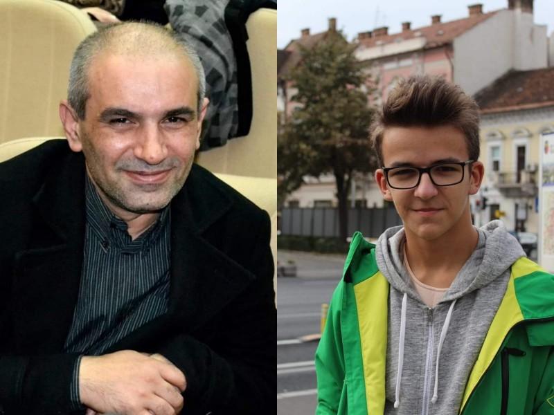 """Maeștrii în informatică de la """"Laurian"""", nominalizați ca cetățeni de onoare ai municipiului Botoșani"""