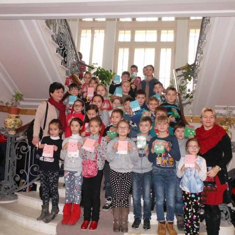 Magia Crăciunului, la Muzeul de Etnografie Botoșani!