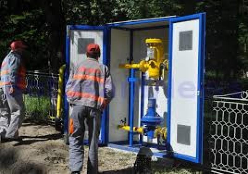 Magistrala de gaz din comuna Mihai Eminescu a fost finalizată. Investiția depășește 8 milioane de lei