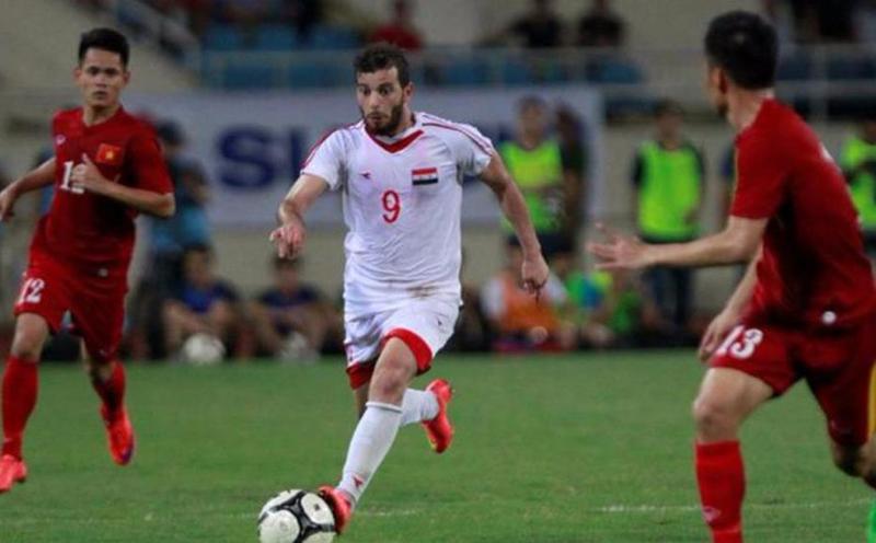 Mahmoud Al Mawas ajunge la Botoșani după jocurile naționalei Siriei din Dubai