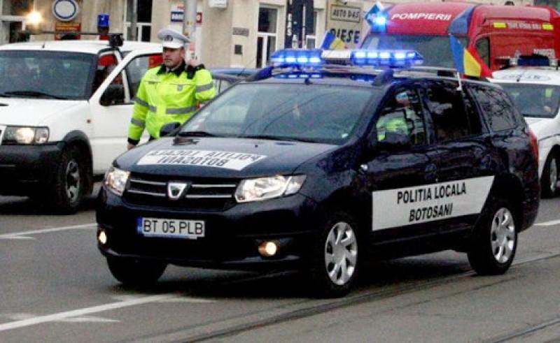 Mai multe atribuții pentru Poliția Locală din Botoșani. Echipamente radio-video de peste 100.000 de euro, din fonduri transfrontaliere, pentru extinderea activității instituției