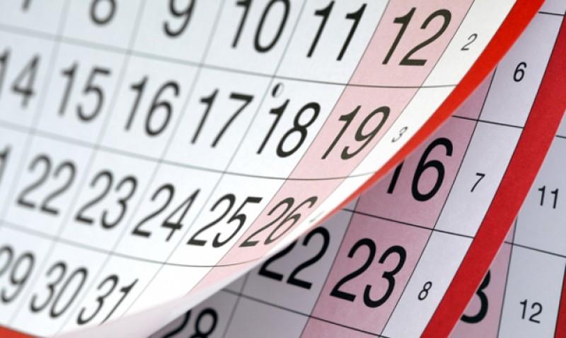 Mai multe zile libere decât în 2019. În 2020 avem 15 zile libere! Cei care nu vor putea beneficia de aceste zile libere, vor primii compensații bănești