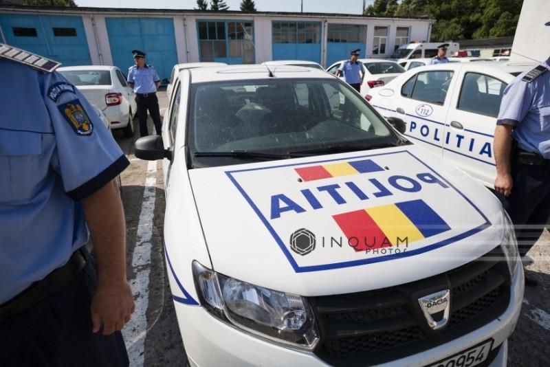 MAI vrea ca poliţiştii să primească despăgubiri şi dacă sunt răniţi în afara programului de lucru