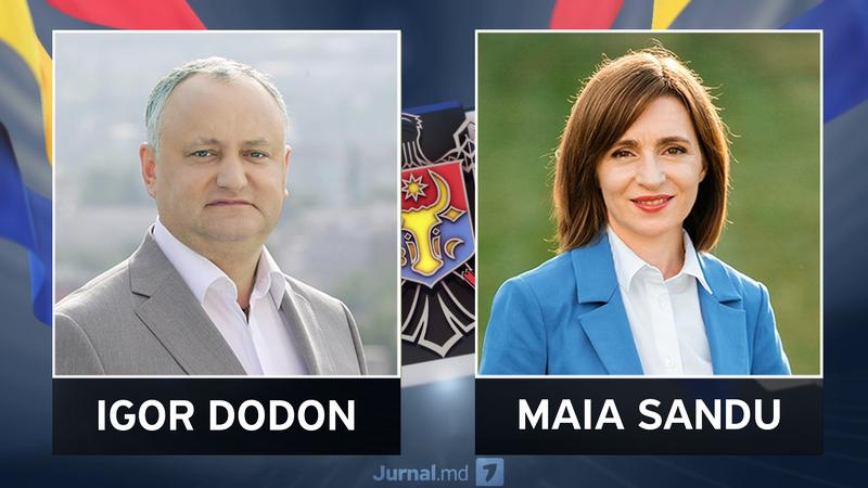 Maia Sandu este noul preşedinte al Republicii Moldova
