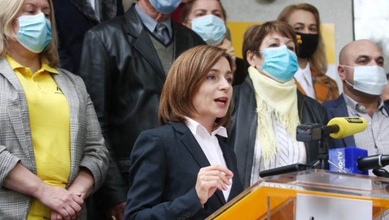 Maia Sandu, validată de Curtea Constituțională drept președinte al Republicii Moldova