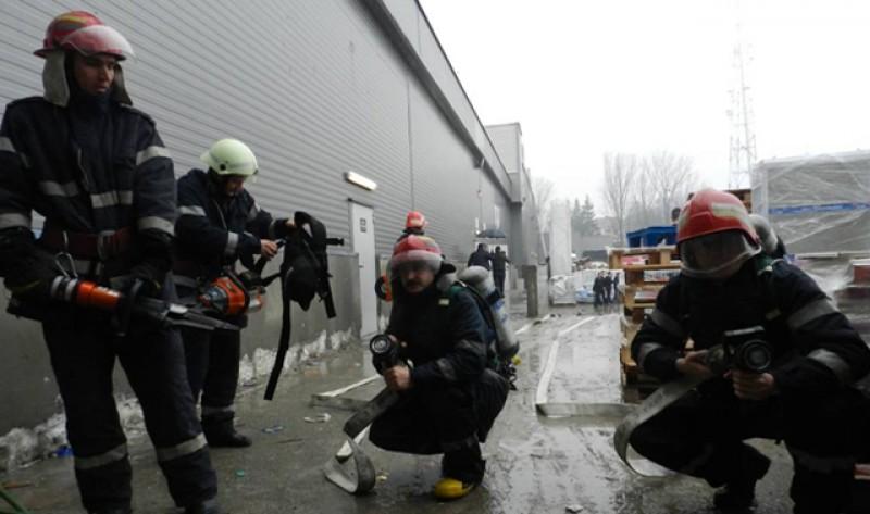 Mâine, exercițiu în domeniul situațiilor de urgență în zona industrială a municipiului Botoșani