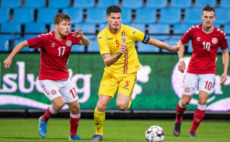 Mâine: Romania U21 - Danemarca U21! La un pas de European