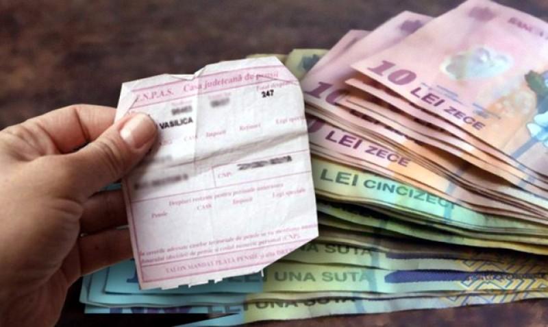 Majorarea pensiilor cu 40%, amânată până după alegerile parlamentare