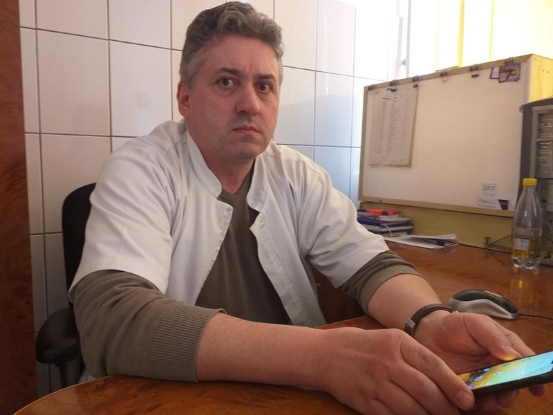 """Managerul spitalului din Dorohoi demontează acuzele aduse de către Șoptică. """"Voi căuta să mă mențin în afara disputelor politice"""""""