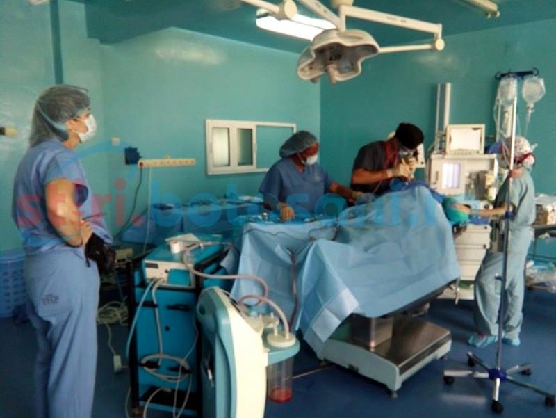 Managerul Spitalului Mavromati vrea să trimită medici într-un schimb de experiență în America