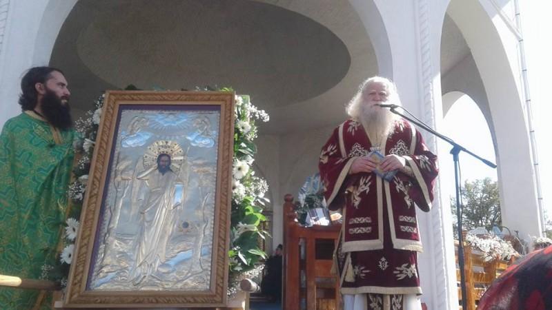 Mănăstirea Gorovei își serbează hramul Icoanei făcătoare de minuni a Sfântului Ioan Botezătorul