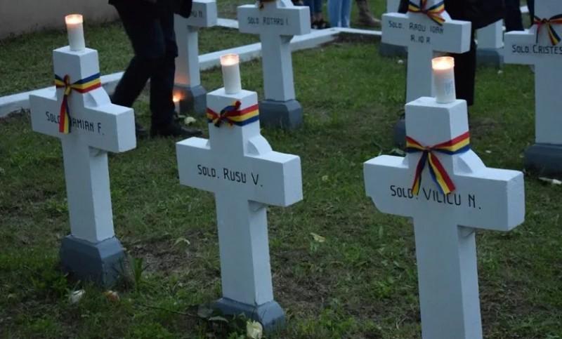 Manifestări dedicate Zilei Eroilor organizate, joi, la Botoșani și Albești