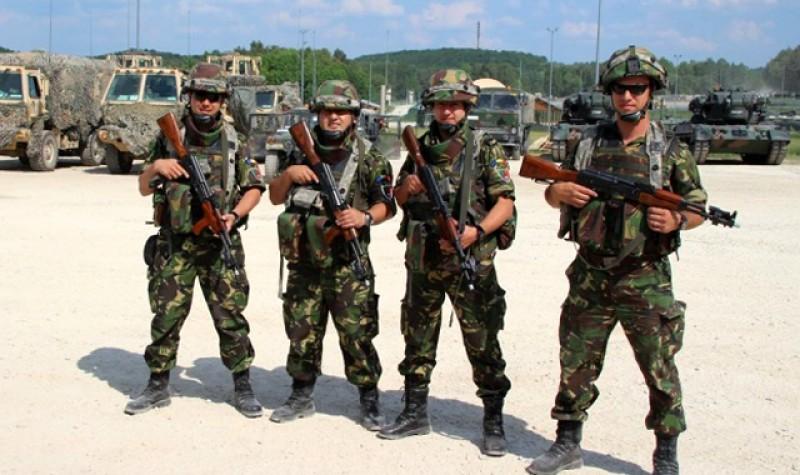 MApN scoate la concurs, în județul Botoșani, în vederea recrutării, un număr de 23 de posturi de soldat și gradat profesionist - Seria 2020
