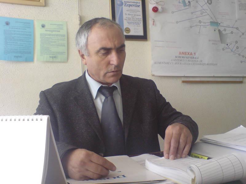 Marcel Georgescu ramane sef la Apa Grup!