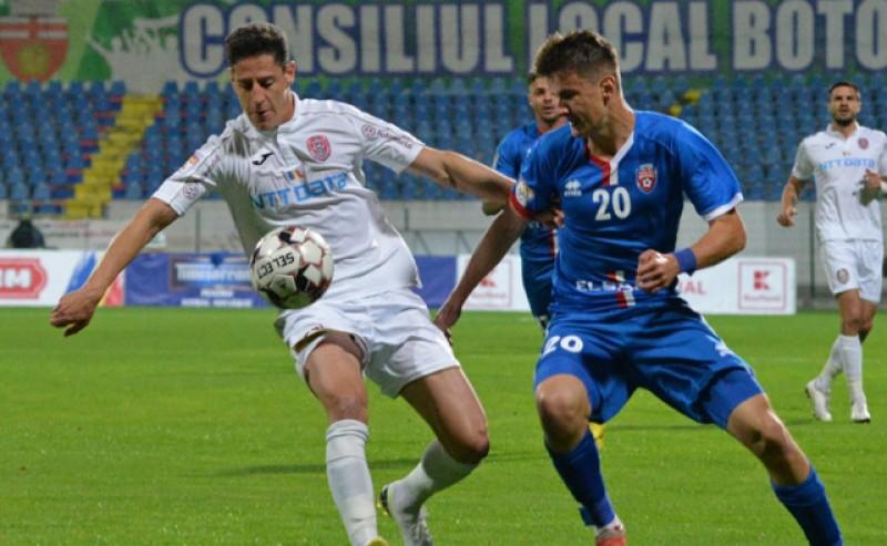 Mare meci mare pe Municipal! Astăzi: FC Botoşani - CFR Cluj, ora 20.30. Cu titlul pe masă