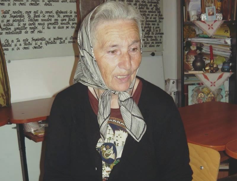 """MARIA MOȘNEAGU: """"Părintele Justin Pârvu s-a uitat la mine și mi-a spus: tu să scrii, că poți!"""""""