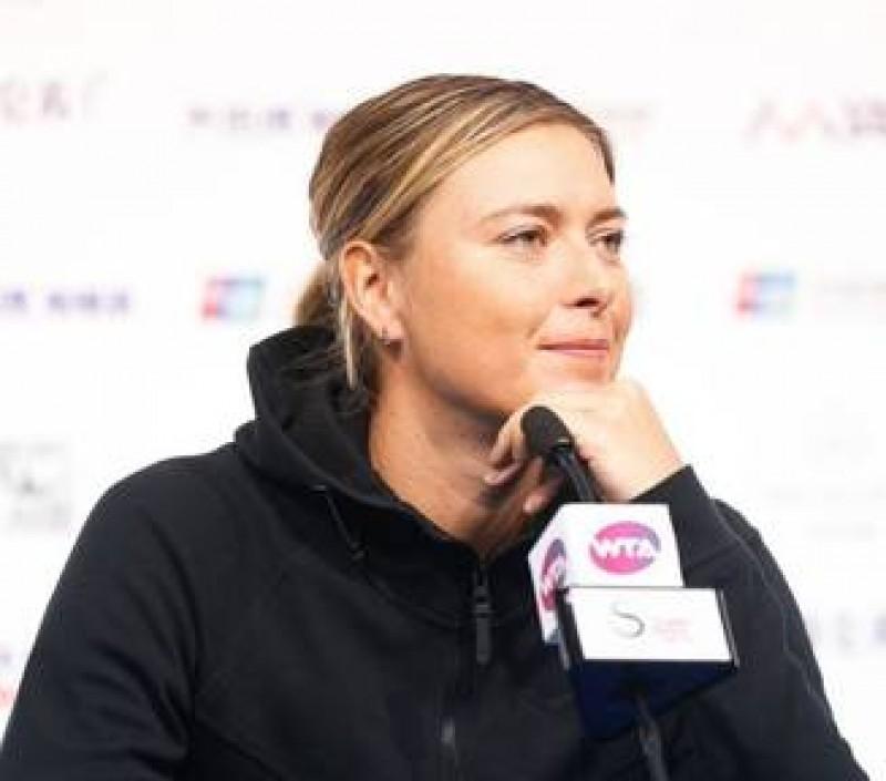 Maria Sharapova, discurs de mare campioană după ce a fost învinsă de Simona Halep!