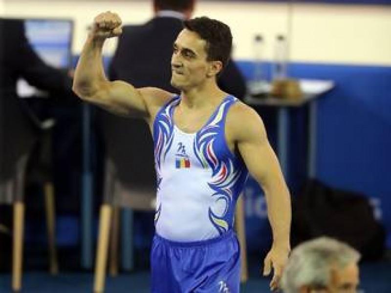 Marian Dragulescu, medalie de aur pentru Romania la Campionatele Europene de gimnastica de la Cluj!