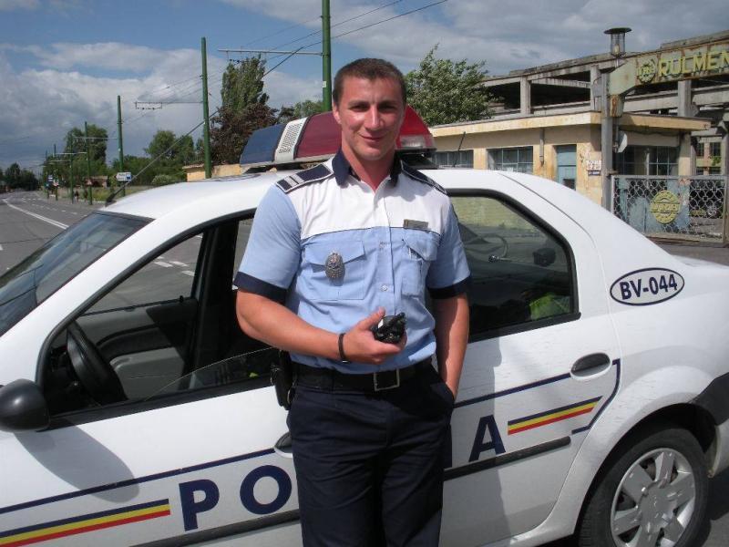 Marian Godină nu mai lucrează la Poliția Rutieră!