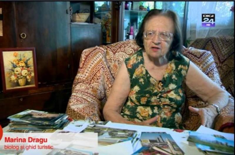 MARINA DRAGU: O viaţă de poveste!
