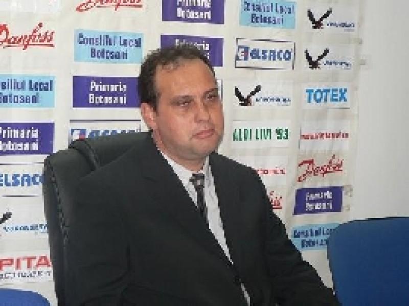 Mario Marinică: `Astăzi am câştigat o echipă`