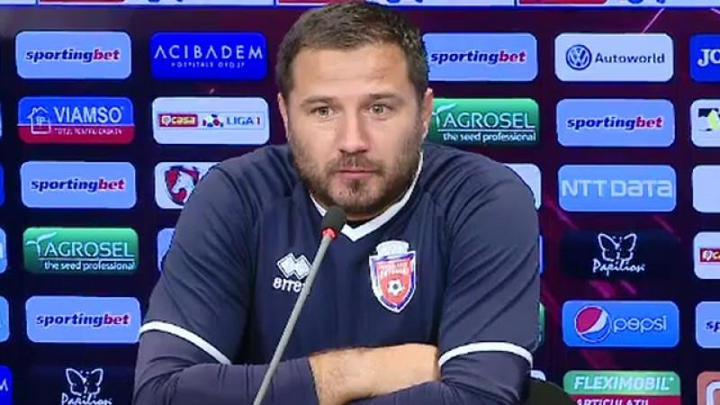 Marius Croitoru: Suntem o echipă mai bună decât Craiova!