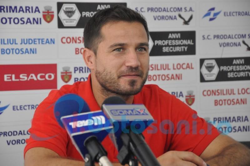 Marius Croitoru revine la Botoșani, ca antrenor!