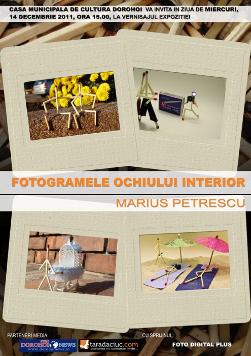 Marius Petrescu si Fotogramele ochiului interior!