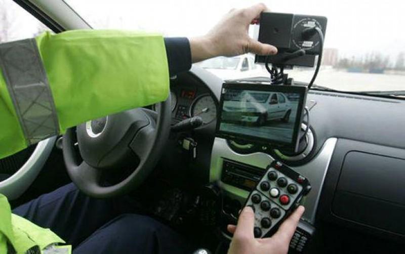 Marja de eroare a radarelor Poliției Rutiere nu mai e luată în calcul în instanță