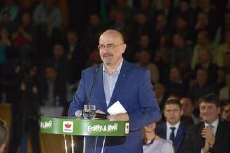 Marko Bela: Un guvern 100 la sută UDMR cu siguranta ar face Romania mai puternica!
