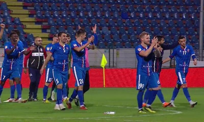 Marko Dugandzic, debut cu două goluri! FC Botoșani câștigă primul amical din Antalya