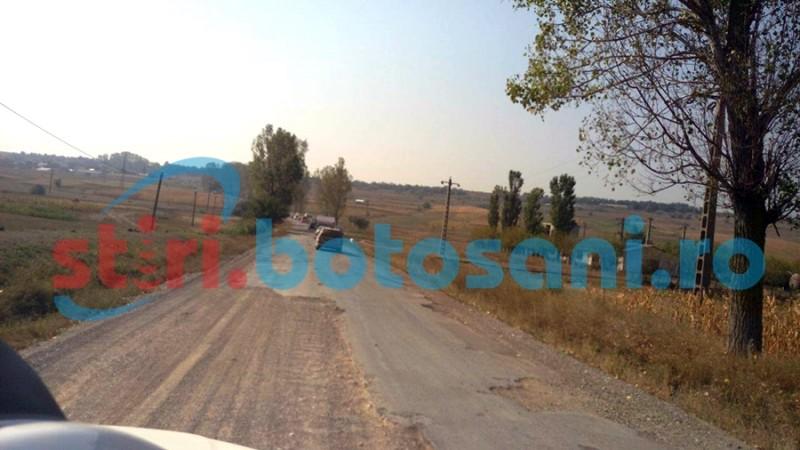 Marș de protest cu peste 100 de mașini pe Drumul Strategic și în municipiul Botoșani!