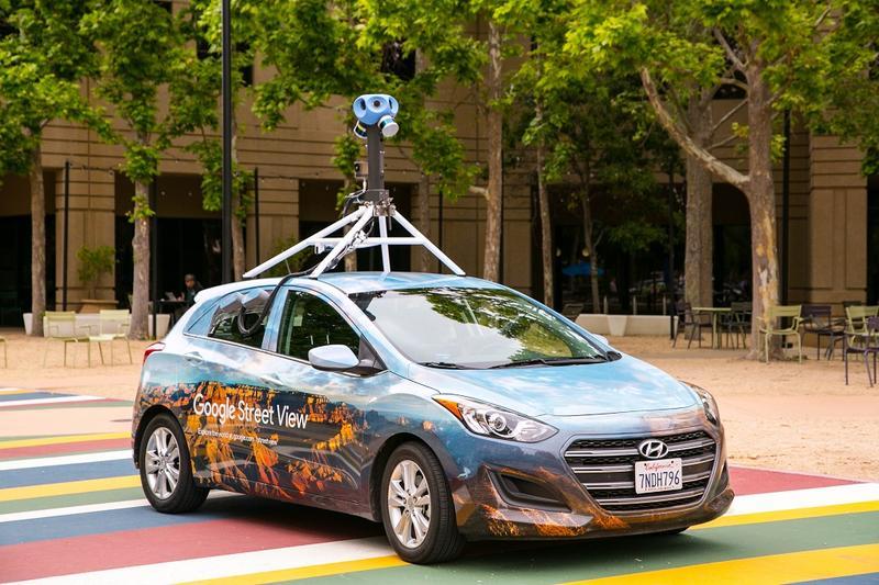 """Mașinile Google Street View ajung la Botoșani pentru a culege imagini """"proaspete"""""""