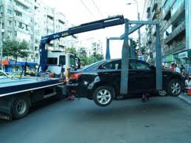 Mașinile parcate neregulamentar în Botoșani vor fi din nou ridicate! Vezi în ce condiții!