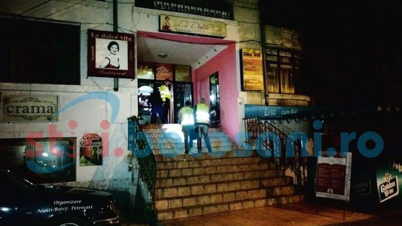 Măsuri preventive pentru agresorii a trei poliţişti botoşăneni