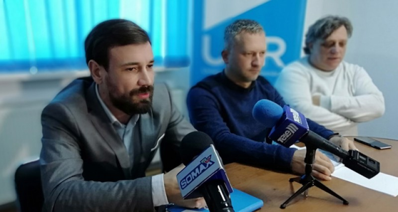 """Măsuri radicale de la USR Botoșani: """"Scoatem romii din Centrul Vechi"""""""