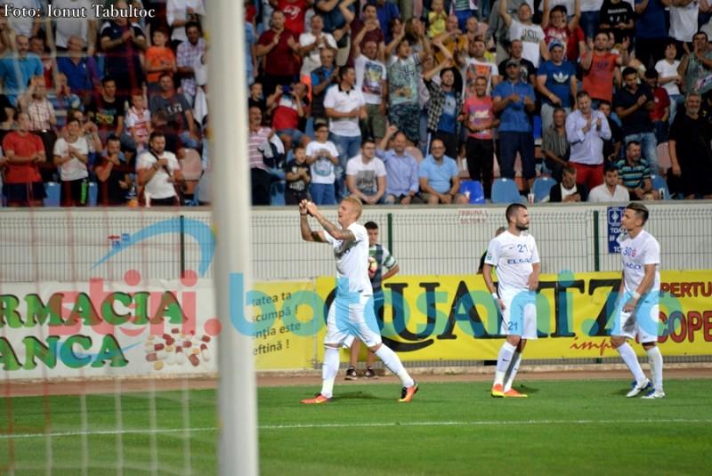 Meci castigat intr-o repriza! FC Botosani a invins pentru prima data pe Tirgu Mures si urca pe locul 4! FOTO, VIDEO