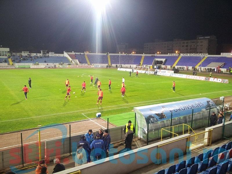 Meci cu miză importantă pe Municipalul botoşănean!