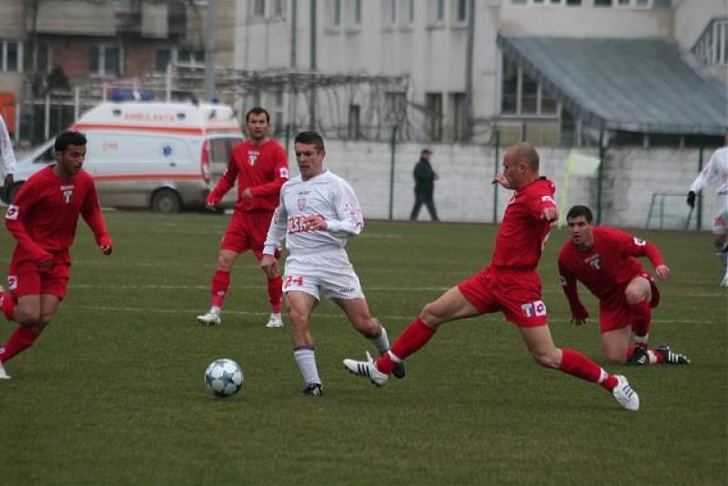 Meci dificil pentru FC Botoşani