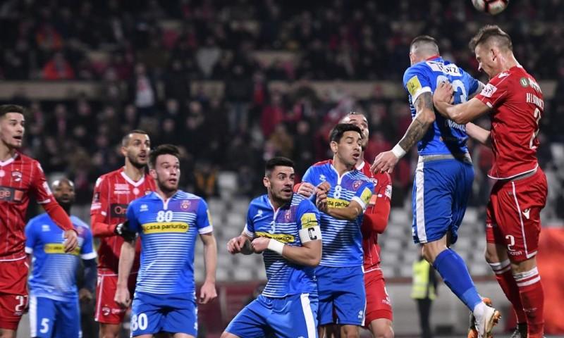 Meci senzațional reușit de FC Botoșani. Dinamo pierde orice şansă la play-off!
