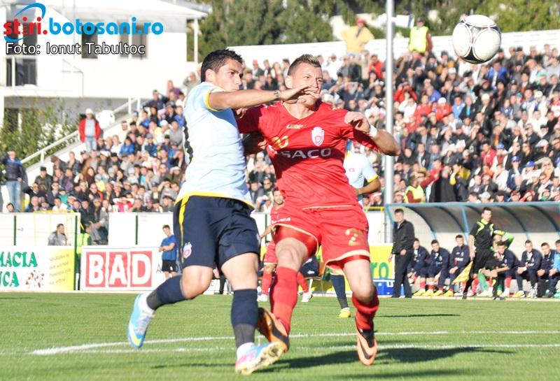 Meciul dintre FC Botosani si Steaua a fost reprogramat! Reactia conducerii botosanene!