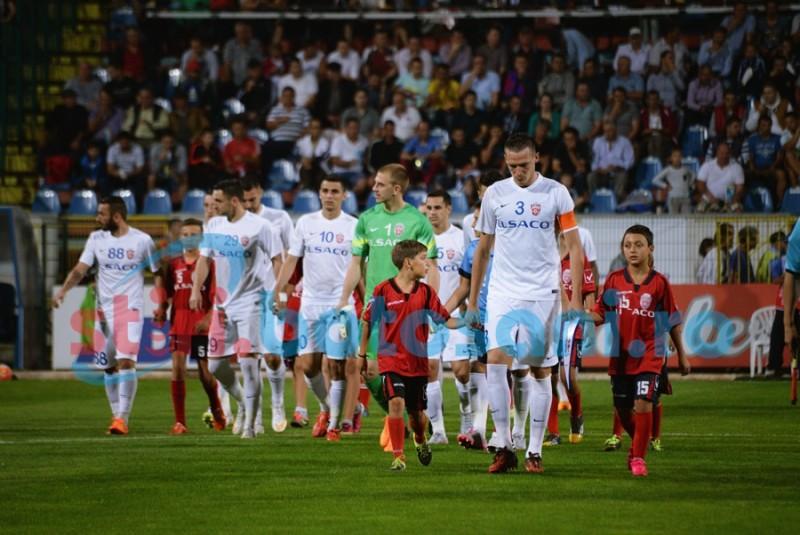 """Meciul FC Botosani - ACS Poli Timisoara ar putea fi amanat! Burleanu: """"Asteptam sedinta de Guvern"""""""