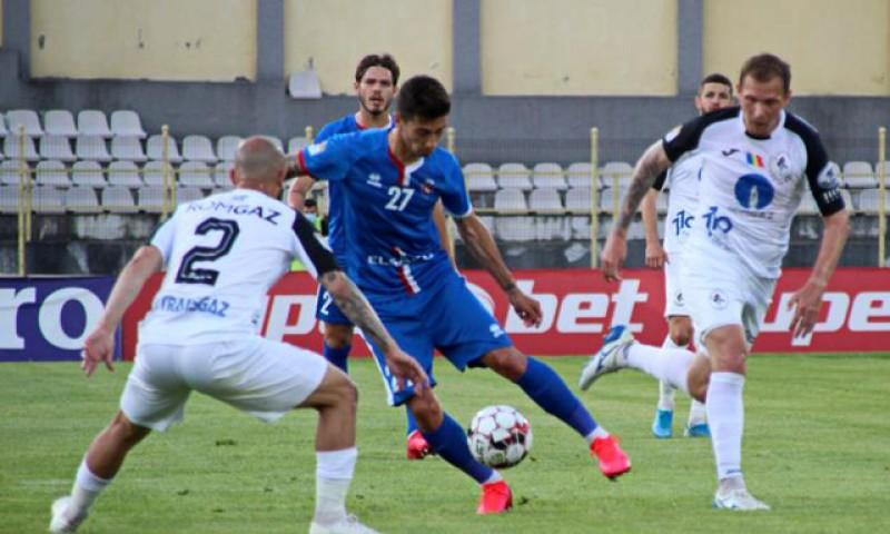 Meciul zilei: FC Botoșani - Gaz Metan Mediaș