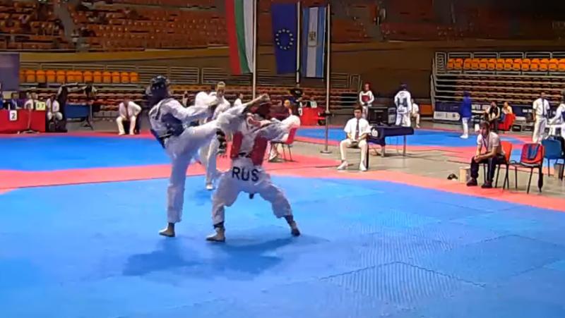 Medalie europeană la Taekwondo WT! FOTO