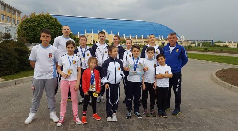 Medalii castigate la Tiraspol de sportivii de la PAM*PHIL CENTER - FOTO