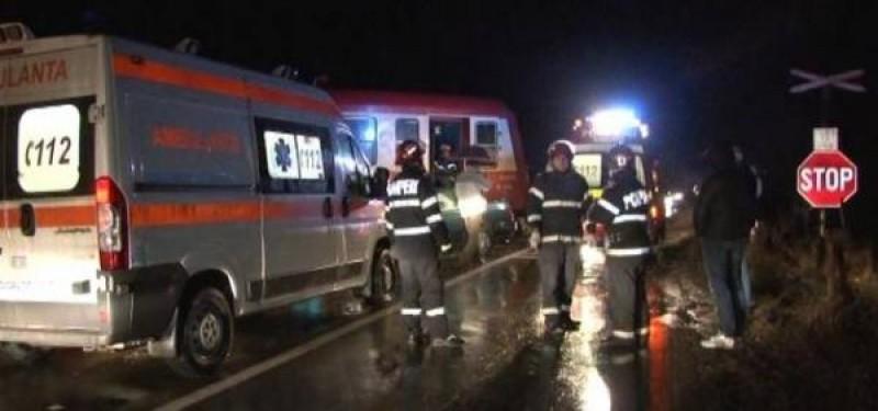Medic botoșănean, fiul unui primar din județ, în stare critică după un accident feroviar