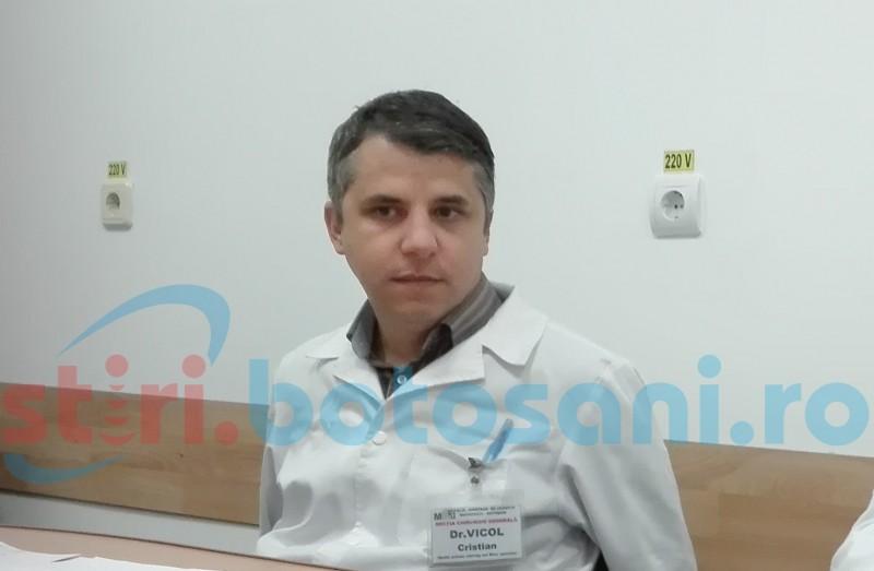 Medic chirurg de la Spitalul Mavromati: Sunt pacienţi care se prezintă prea târziu la spital. Am avut un caz care a murit în lift