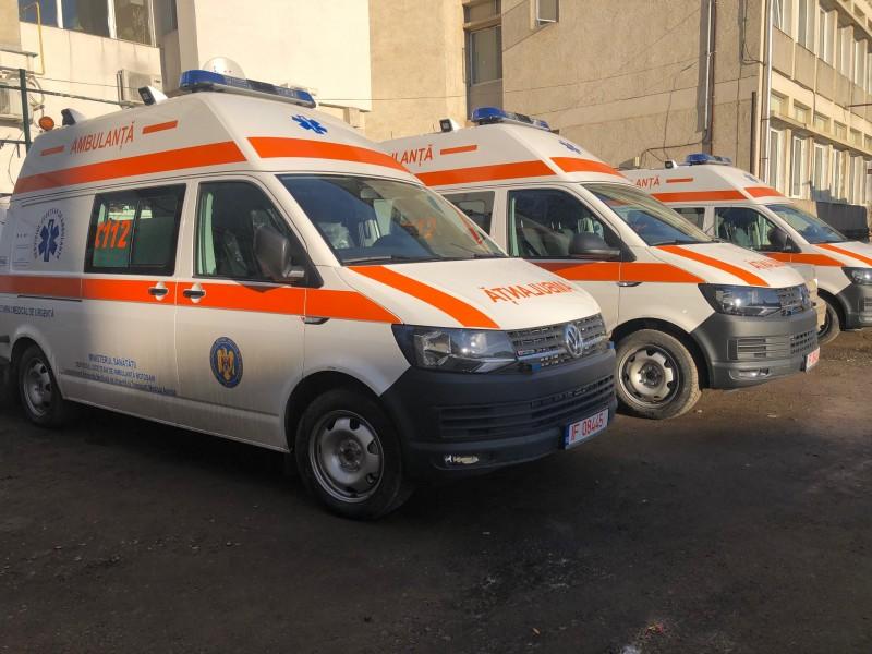 Medic de la Serviciul de Ambulanță depistat cu Covid-19